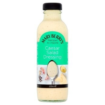 Mary Berry Caesar Dressing 235g
