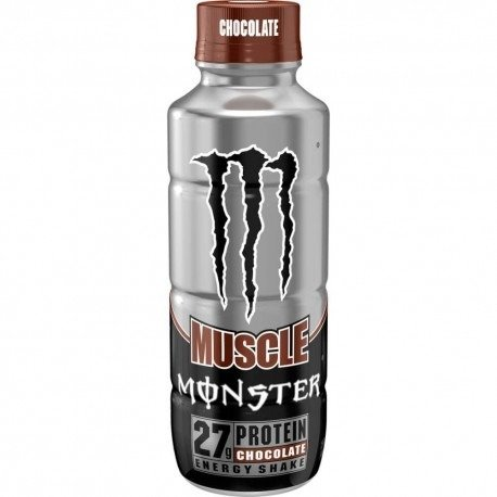 Monster Chocolate Energy Muscle 27g Protein