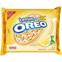 Oreo Golden Lemon Creme