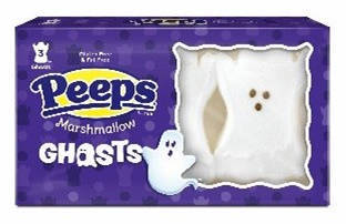 Peeps Marshmallow Ghosts 3 Pack