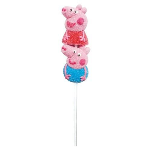 Peppa Pig and George Marshmallow Pop 20g