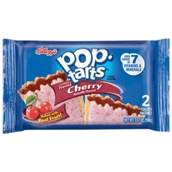 Pop Tarts Frosted Cherry 96g