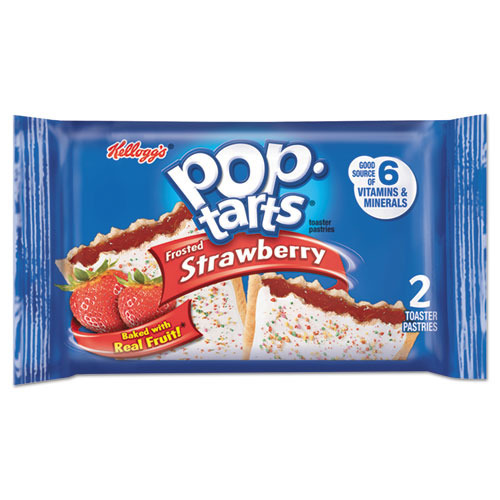 Pop Tarts Frosted Strawberry 96g