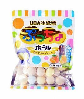 Puccho Balls Colourful Assorted 55g