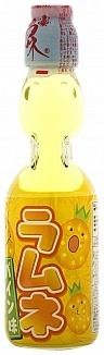 Ramune Pineapple Soda (Japan Soda) 200ml