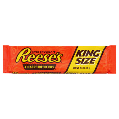 Reese's 4 Peanut Butter Cups King Size