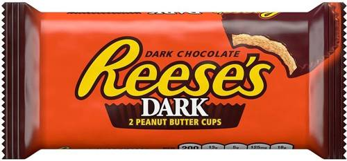 Reese's Dark Chocolate Peanut Butter Cups
