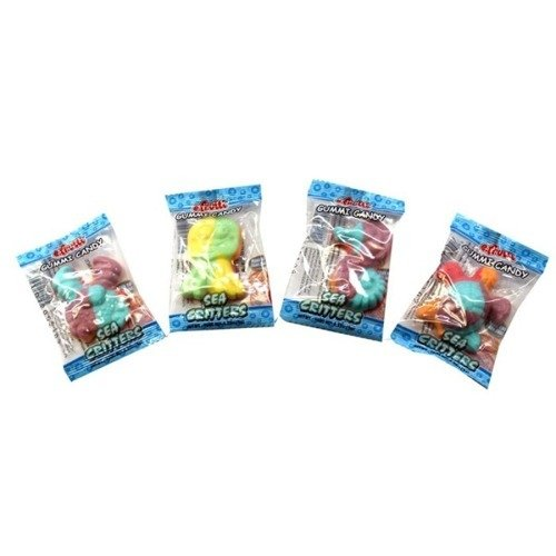 Sea Creature Gummy Candy
