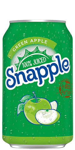 Snapple 100% Juiced Green Apple