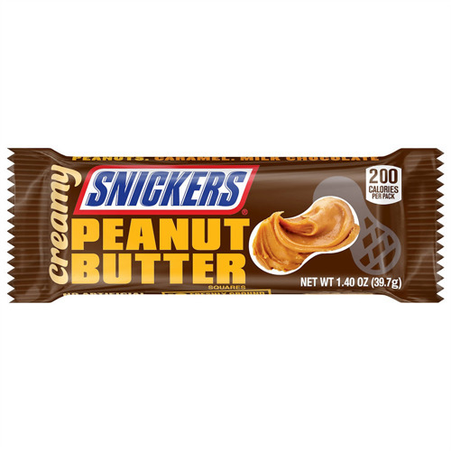 Snickers Creamy Peanut Butter 39,7g