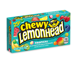 Tropical Chewy Lemonhead and Friends