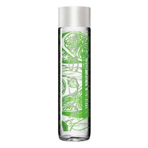 VOSS Sparkling Water Lime Mint 375ml