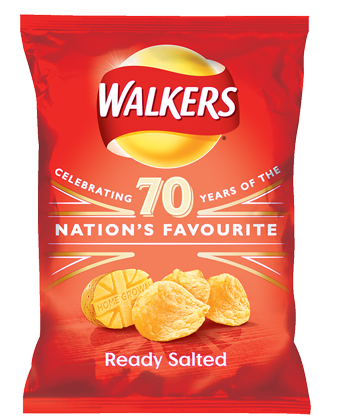 Walkers Ready Salted 32g