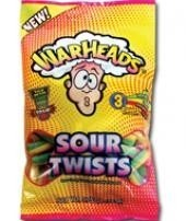 Warheads Sour Twists Bite Size