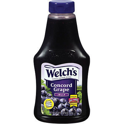 Welch's Concord Grape Jelly Squeezable