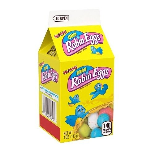 Whoppers Milk Mini Robin Eggs Carton