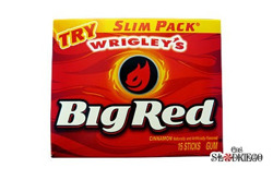 Wrigley's Big Red 15 listków
