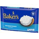 Baker's Unsweetened Coconut Baking Bar 170g