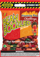 Bean Boozled Flaming Five Bag 54g