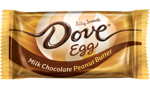 Dove Peanut Butter Egg