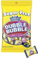 Dubble Bubble Sugar Free Gum