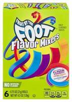 Fruit by The Foot 6 Pack 128g