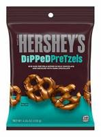 Hershey's Milk Chocolate Dipped Pretzels 120g