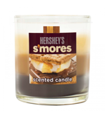 Hershey's Triple Pour S'mores Scented Candle