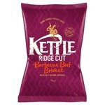 KETTLE Ridge Cut Barbecue Beef Brisket 135g