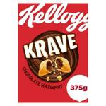 Kellogg's Krave Chocolate Hazelnut Cereal 375g