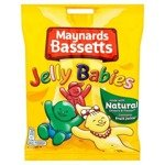 Maynards Bassetts Jelly Babies Bag 190g