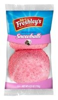 Mrs. Freshley's Snowballs
