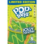Pop Tarts Jolly Rancher Green Apple