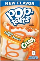 Pop Tarts Orange Crush