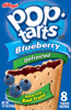 Pop Tarts Unfrosted Bluberry