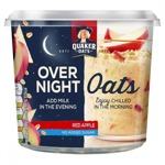 Quaker Oat Over Night Red Apple