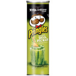 PRINGLES XTRA SCREAMIN' DILL PICKLE