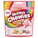Skittles Chewies Fruits Sweets Family Size Pouch 196g