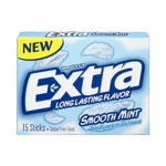 Smooth Mint Extra Gum