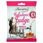 Thorntons Vanilla Fudge  140g