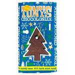 Tony's Chocolonely Fairtrade Dark Chocolate Mint Candy Cane 51% 180g