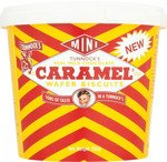 Tunnock's Caramel Wafers Tub 350g
