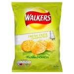 Walkers Pickled Onion 32g
