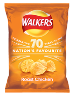 Walkers Roast Chicken 32,5g